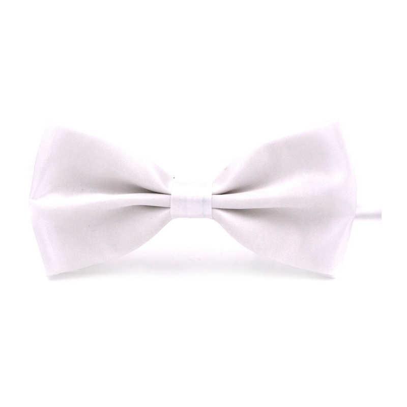Chắc Chắn Màu Sắc Thời Trang Dây Thắt Nơ Dành Cho Nam Bowtie TUXEDO Classic Màu Tiệc Cưới Đỏ Đen Trắng Xanh Bướm Cravat
