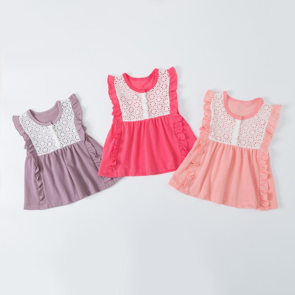 bf5b9369c7022 Baby girl dress baby child princess dress baby girl clothes summer lace  flower tutu princess girls