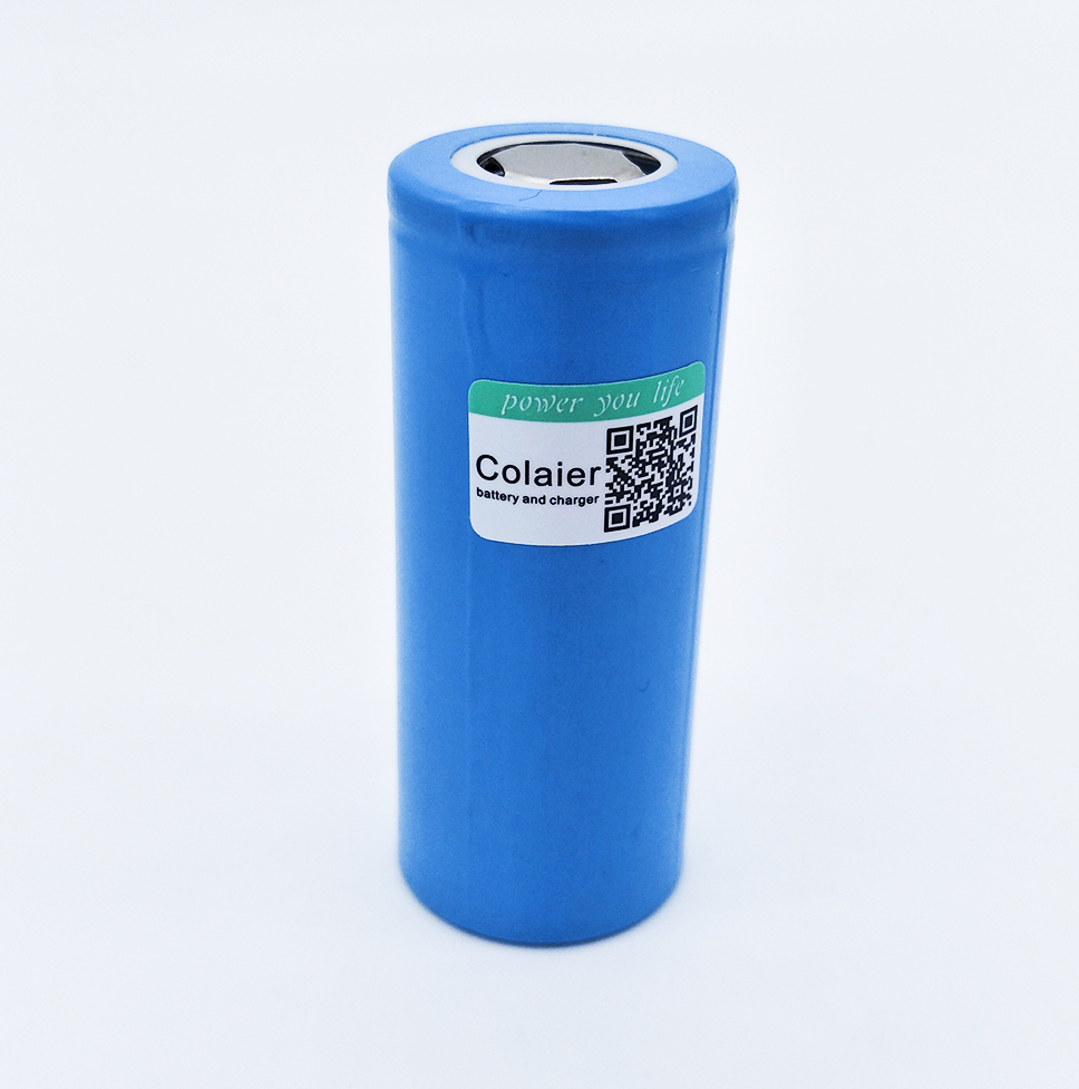 Baterias Recarregáveis bateria recarregável para lanterna 20a Modelo Número : 26650-50a