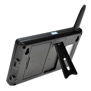 "Image 3 - Yobang 보안 freeship 2.4 ghz 3.5 ""tft 무선 비디오 도어 폰 인터폰 초인종 홈 보안 1 카메라 1 모니터 초인종"