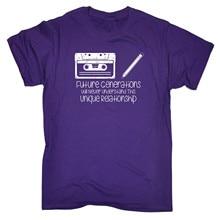 FUTURE GENERATIONS WILL NEVER UNDERSTAND… T-shirt
