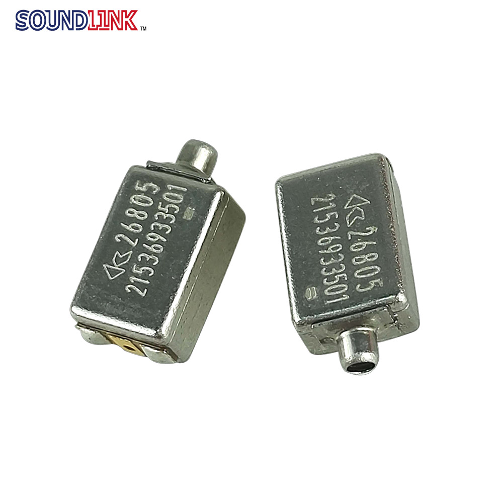 2PCS ED-26805 IEM Driver Medium-high Frequency Knowles Balanced Armature Speaker Receiver For In Ear Monitor DIY Earphones 2pcs knowles balance armature gk 31732 driver receiver speaker in ear monitor earphone parts diy iem iron unit