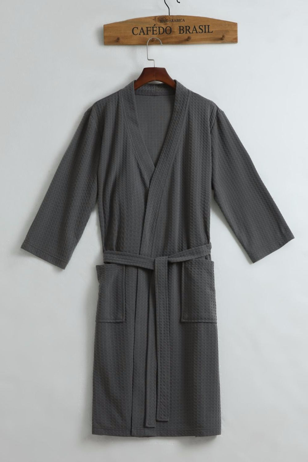 Gown Supreme Waffle Bath Robe Ladies Men Hotel or 100/% Cotton Dressing Gown