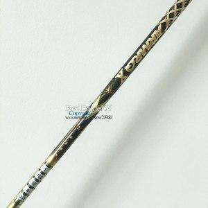 Image 5 - חדש זהב גולף נהג HONMA S 06 4 כוכב מועדוני גולף נהג 9.5 או 10.5 לופט גולף גרפיט פיר ואפר cooyute משלוח חינם