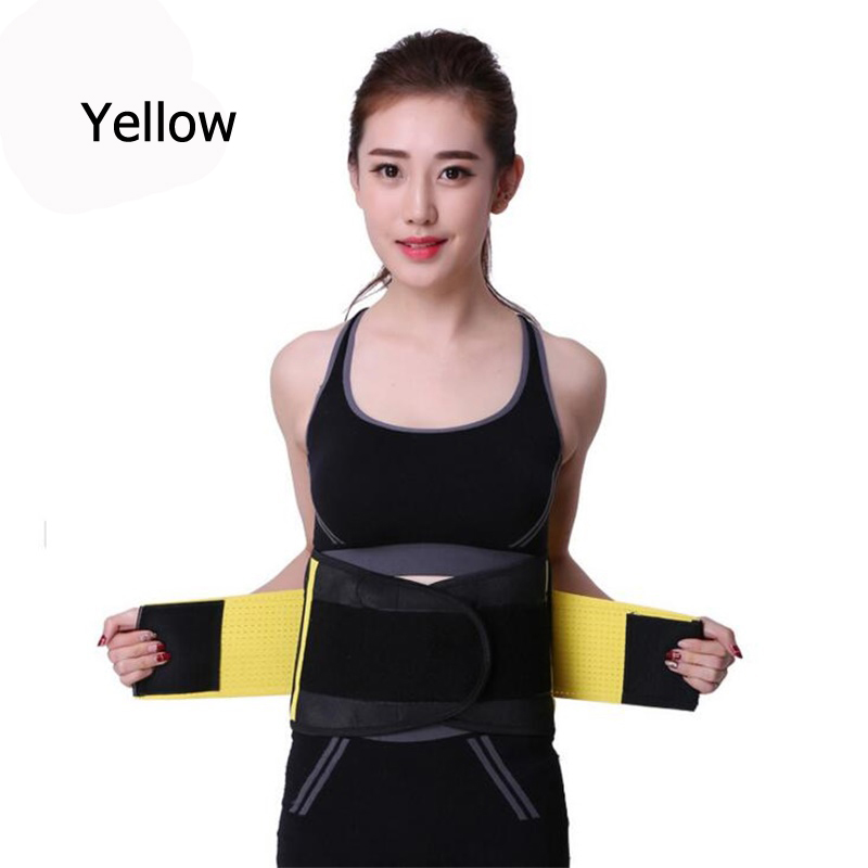 personal health care Warm Adjustable Waist Magnetic Therapy Back Waist Support Belt Lumbar Brace Massage Band 5