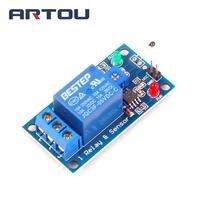 1 Channel Thermal Sensor Module 5V 12V Relay Module