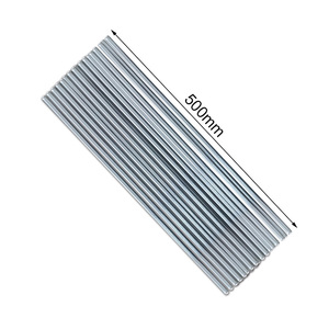 Image 3 - 10/20/30/50 pcs 1.6mm/2mm * 50 cm Lage Temperatuur Aluminium Lassen draad In Plaats Van WE53 Koper En Aluminium Staaf Geen Aluminium Poeder