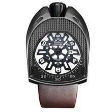Китай стиль кожа смотреть большой размер мужские часы hot 3 градусов водонепроницаемые часы