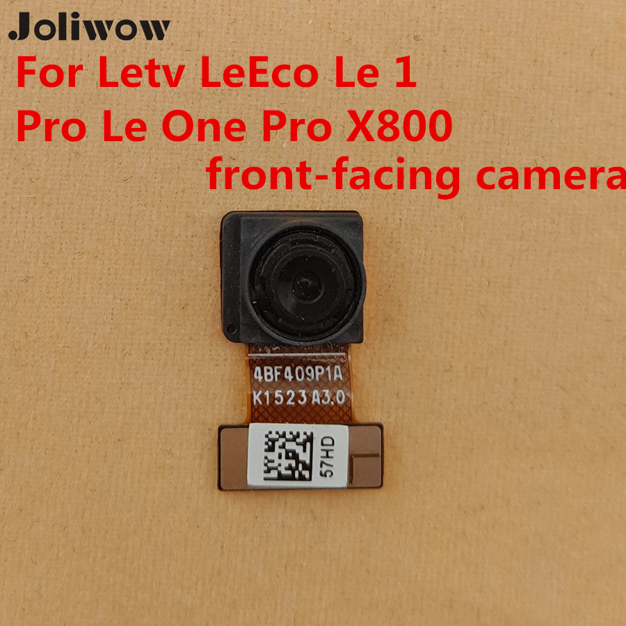 front-facing camera For Letv LeEco Le 1 Pro Le One Pro X800 camera 4 million pixels(China)