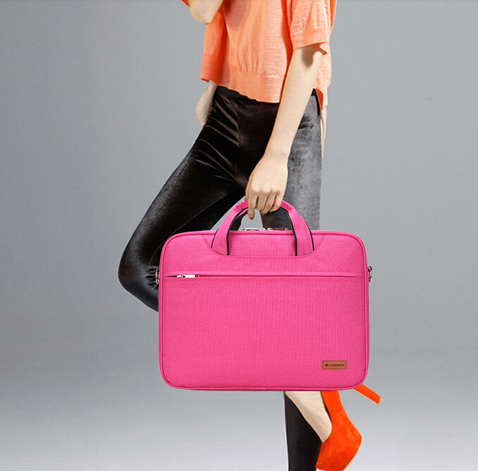 12 13.3 14 inch Laptop Bag Women Men Notebook Bag Shoulder Messenger Waterproof Computer Sleeve Handbag for Macbook Case