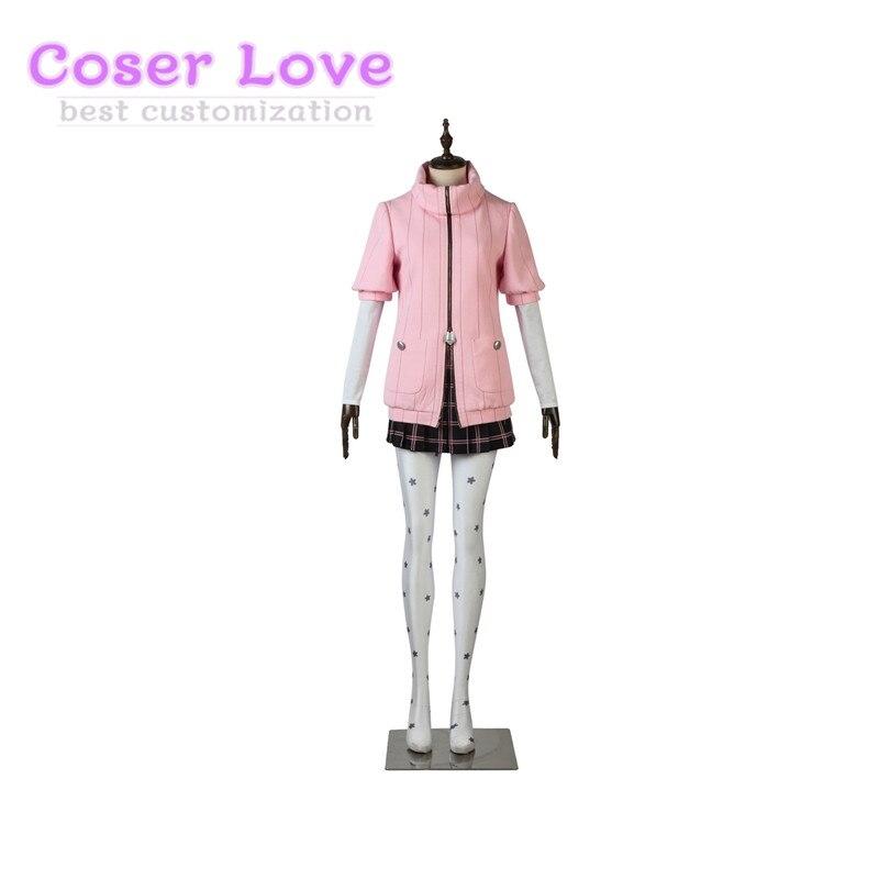 Persona 5 okumura haru cosplay traje carnaval halloween traje natal