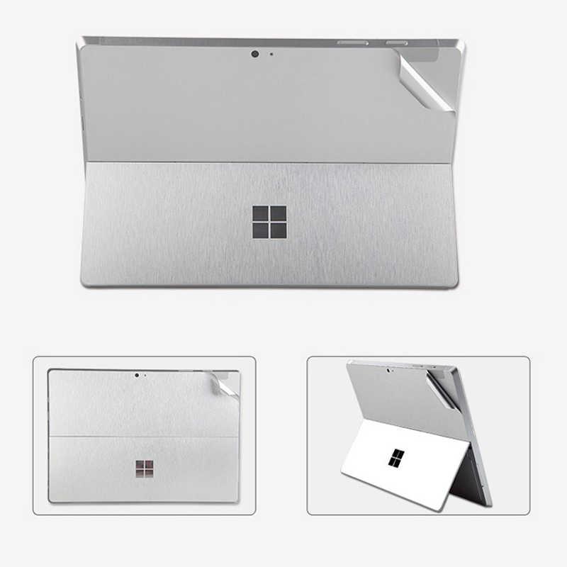Pegatinas superdelgadas de la cubierta del ordenador portátil del PVC para el ordenador portátil de la superficie de Microsoft 13,5 pulgadas pegatinas de la piel del cuaderno de la etiqueta del vinilo antipolvo