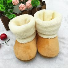 Baby Shoes Fashion Winter Newborn Baby Baby Prewalker Shoes for Girls Infant Toddler Soft Soled First Walker Shoes