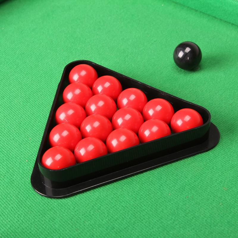 kids toy small size snooker table for kids genuine wooden billiard ...