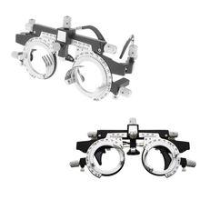 Оптические линзы, оправа, очки, титановый сплав, универсальные регулируемые аксессуары, оптометрия, офтальмолог, тестовая оправа