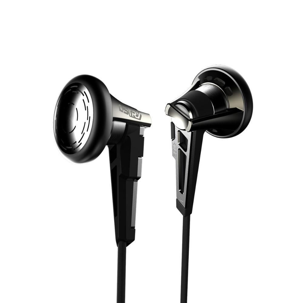 Newest Original OSTRY KC08T KC08 Hi-Fi Music DJ Monitor High Performance 3.5mm Flat Earphones Headphone for iPhone & Android