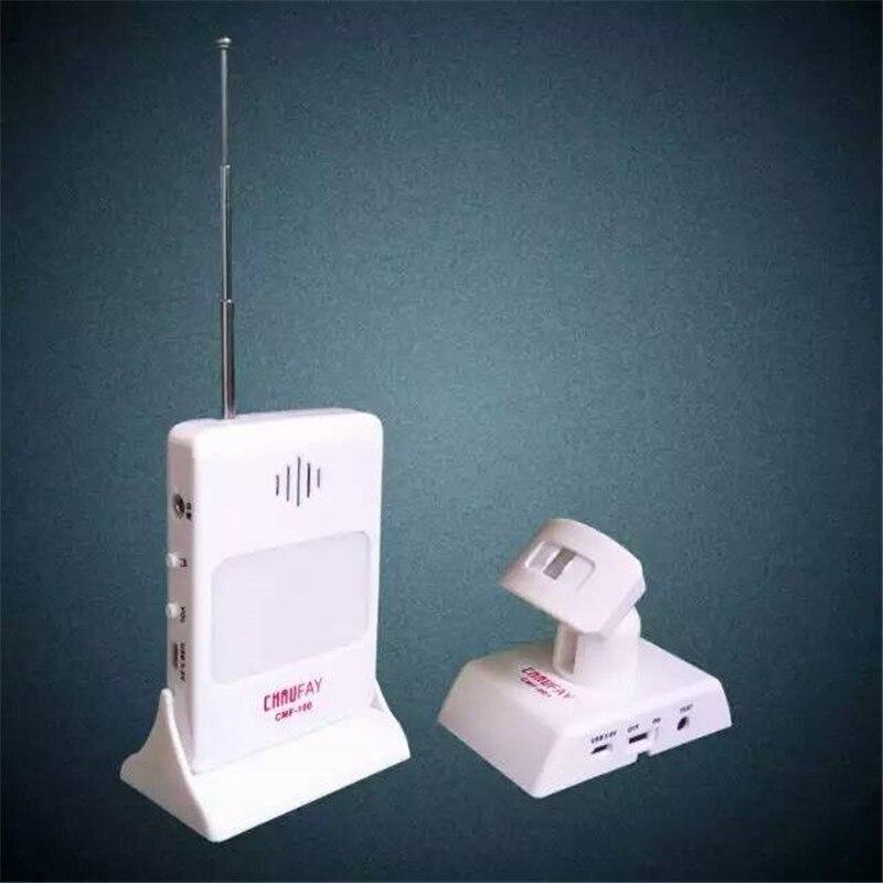 Independent Motion Sensor Welcome Chime For Burglar  Alarm System