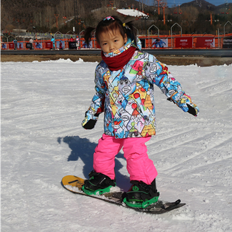 2016 Winter Boys Children Ski Suits Kids Snowboarding Suits Jacket Pants 2 Pieces Tracksuits for Child Waterproof Ski Sets катушка для удочки pisces spinning reel factorysy400010 1bb white5 0 11bb reelkb 3000 baitcaster spinning fishing reel 4000