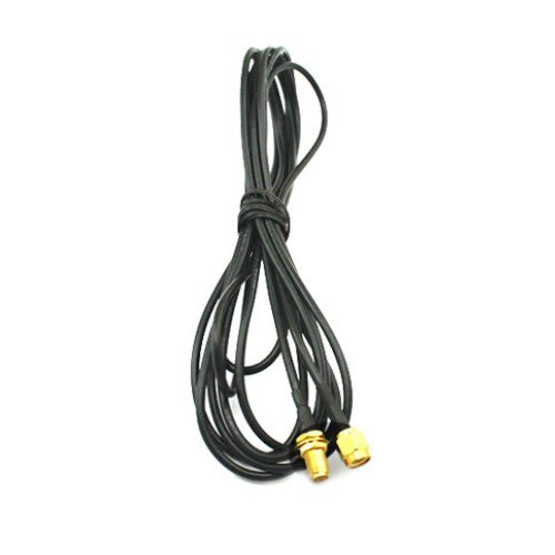 WiFi WAN Router 3M Wi-Fi Antenna Extension Cable RP-SMA