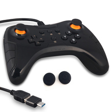 1.5M USB Wired Pro Gamepad Game Controller Joystick for Nintend Switch N-Switch Nintendo NS Gaming Console With Type C Port