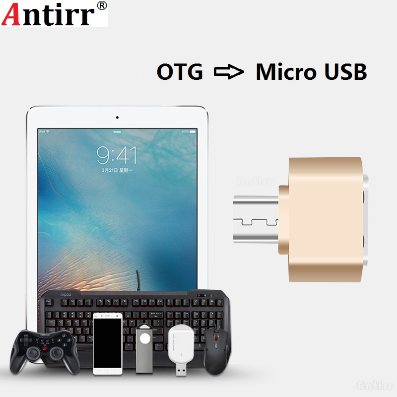 Micro USB Male to USB Female OTG Adapter 2.0 OTG USB Cable Converter for Tablet Pc Samsung Huawei LG Xiaomi Android Phone