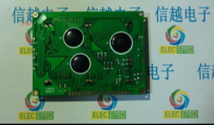 LCM 12864 128X64 ST7920 lcd display graphic module Chinese font SPI serial blue /green 3.3v /5v LG128645