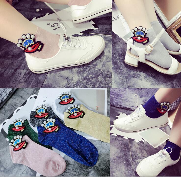 Kjaoi Girl Skirt Socks Uniform White Dandelions Women Tube Socks Compression Socks