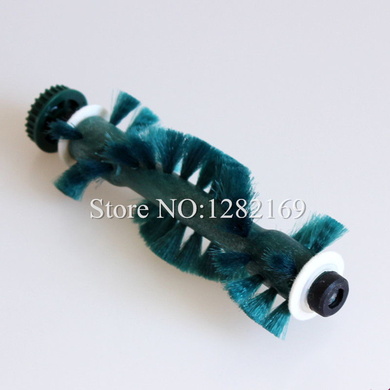 c5452c3594bd 1 piece Robot Cleaner Turbo Bristle Brush Replacement for Ecovacs Deebot  Deepoo D73 D76 D77 Robot Vacuum Cleaner Parts