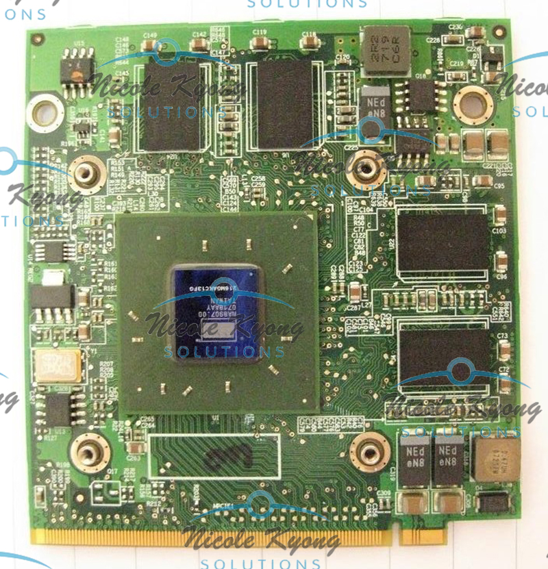 X1700/X2500 M66M 256 M VGA carte vidéo forte de 8400 M GS pour Acer 5620G 4520G 4710 4720 4310 4920G 5520G 5530G 5710G 5720G G G
