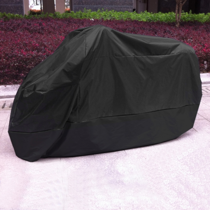 Waterproof Outdoor Motorbike UV Protector Rain Dust Bike Motorcycle Cover L/XL/2XL : motorcycle tent cover - memphite.com