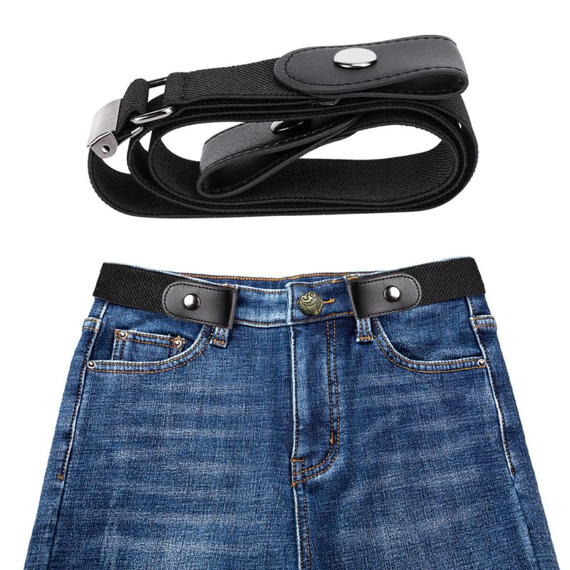 Buckle-Free Elastic Invisible Belt 1