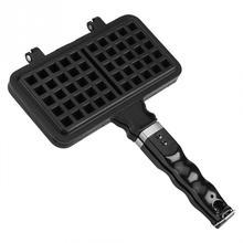 1Pc Rechteck Form Nicht stick Waffel Form Backen Pan, Der Werkzeug Maker Presse Platte Pan Küche
