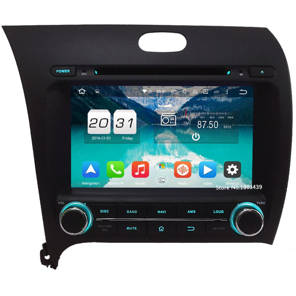 8 Android 6 0 4GB RAM Octa Core 4G WIFI Car DVD Radio Player For Kia