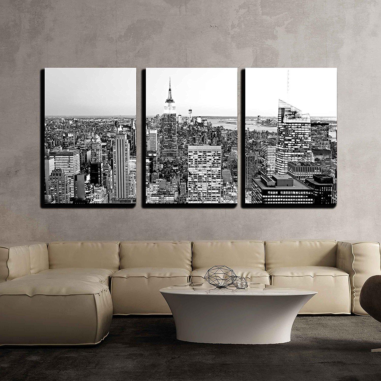 Aliexpress.com : Buy 3 Piece Canvas Art Aerial View Of