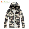 New Arrival Spring Summer Men's Camouflage jacket Jaqueta De Masculina Casual Coat Fashion Windbreaker Plus Size High Quality