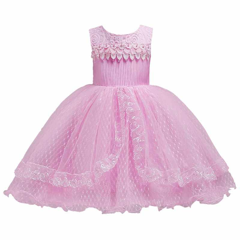 3369fadbb9c1 Detail Feedback Questions about PaMaBa 3Pcs Girls Wedding Dress ...
