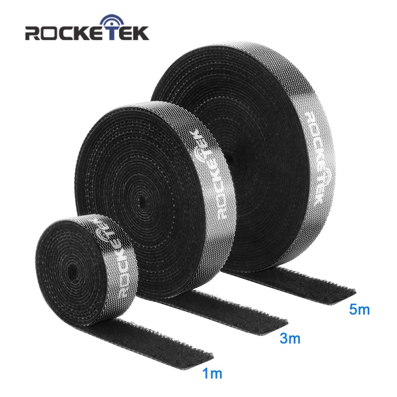 Rocketek <font><b>Cable</b></font> <font><b>Organizer</b></font> <font><b>Wire</b></font> <font><b>Winder</b></font> <font><b>Clip</b></font> <font><b>Earphone</b></font> <font><b>Holder</b></font> Mouse Cord Protector HDMI <font><b>Cable</b></font> Management For Phone Samsung USB <font><b>Cable</b></font> image