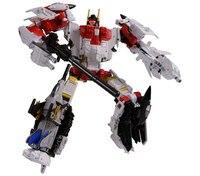 Tomy Takaras 5 шт. Combiner War Superion плоский робот Светлячок Skydive Рогатка Классические игрушки для мальчиков Фигурки UW01