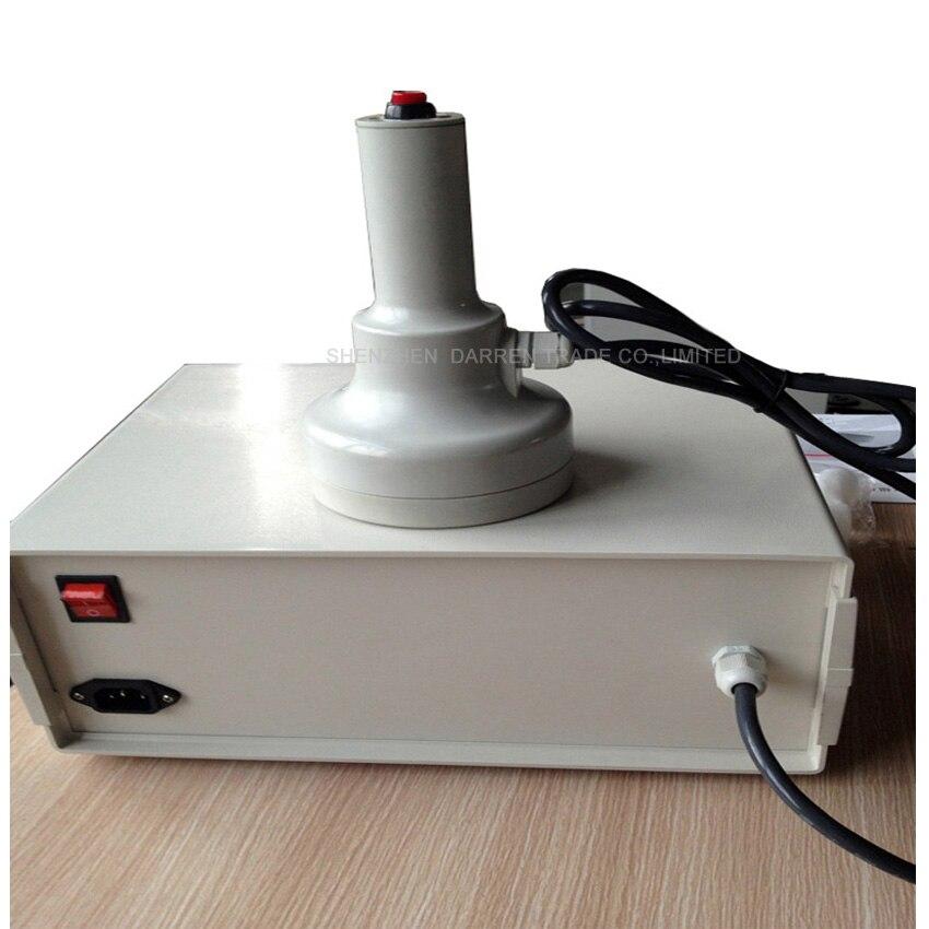 1 шт. F1000 Индукционное оборудование для запечатывания алюминиевой фольги ручная Индукционная машина для запечатывания 7 13 см - 3