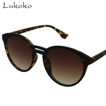 Lukoko 2017 Vintage Sun Glasses For Women Cat Eye Sunglasses Female Reybans 028 Woman Oculos Luxury Brand Designer Shades Ulo