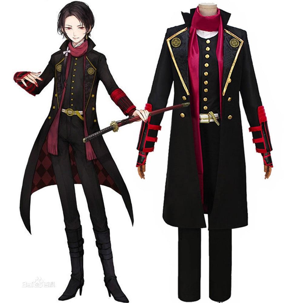 Cosplay Costume for The Sword Dance Touken Ranbu Online Yamatonokami Yasusada