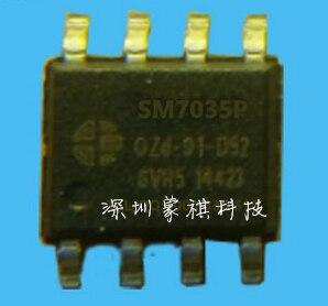10 pcs microcontrôleur puce de puissance SM7035P sonnette alimentation à découpage IC solution coût-efficace 2.4G alimentation solution