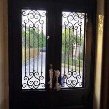 Tuscan железные двери декоративные железные защитные двери