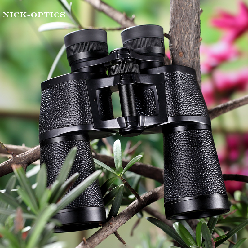 Rouya Powerful Binoculars 10x50 Professional Germany Style Binocular Lll Night Vision Bak4 Hd Telesope High Quality No Infrared binoculars 10x50 professional telescope tactical powerful binocular germany military lll night vision hd bak4 scope for hunting