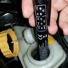 High quality Brake Fluid Tester 5 LED Car Vehicle Auto Automotive Testing Tool f