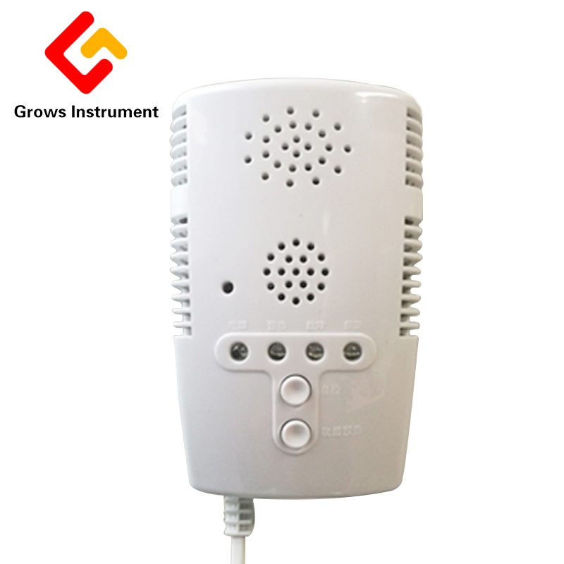 GY Independent Household Gas Detector Analysis Inst