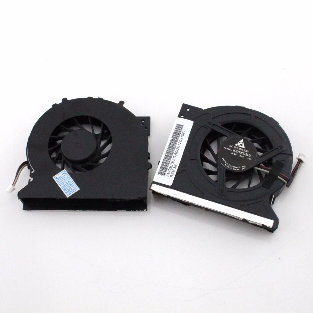 New For Toshiba Satellite P300 P305 Series Laptop Cpu Fan