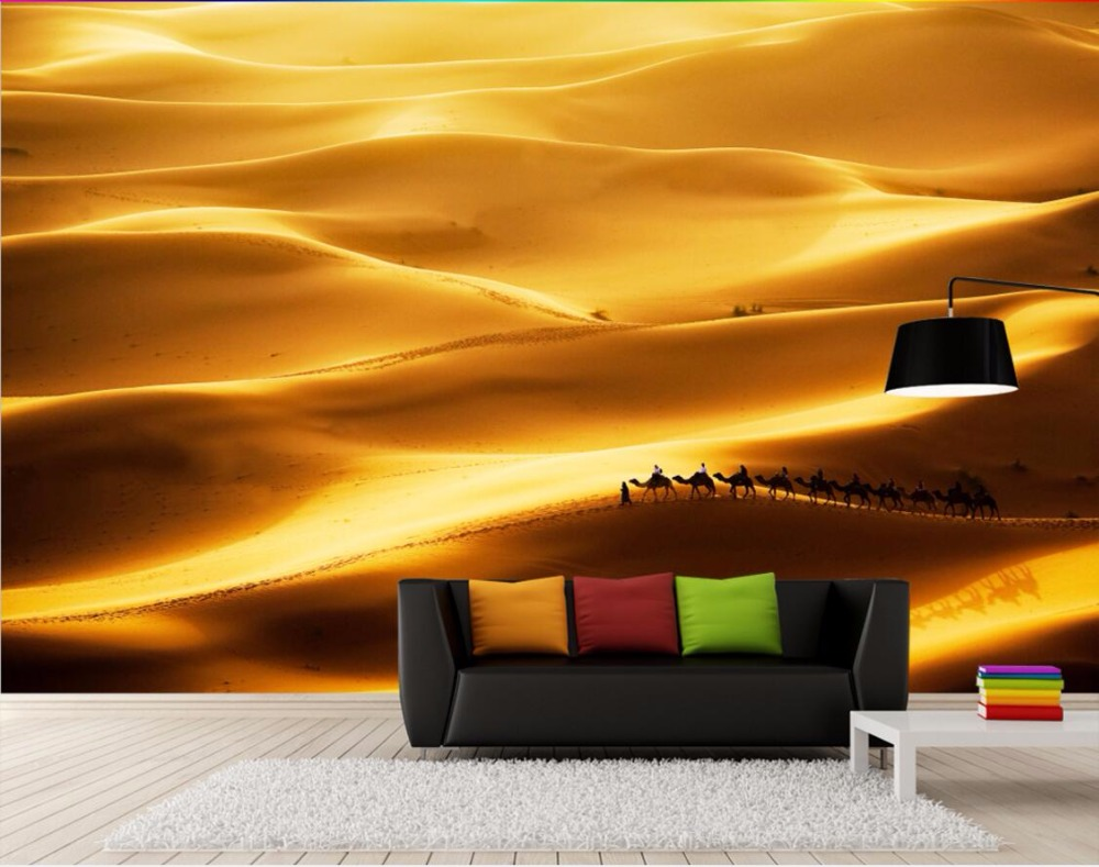Compare prices on desert wall mural online shopping buy for Cost of a mural