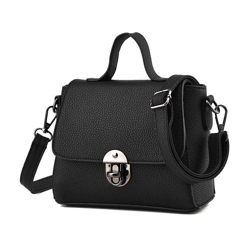 New Fashion Women Messenger Bags Quality PU Leather Shoulder Bag Crossbody Bags Ladies Handbag Clutch Female Purse Gift Totes
