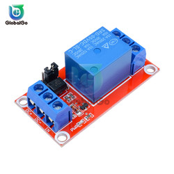 1 Channel Realy Swith 5V 1 Way Relay Module With Optocoupler Red Board Expansion Board For Diy